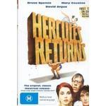 Hercules dvd Filmer Hercules Returns [DVD]